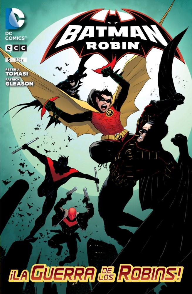 Batman y Robin #3