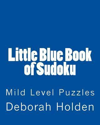 Little Blue Book of Sudoku