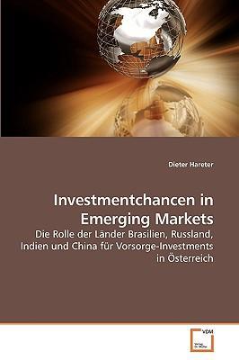 Investmentchancen in Emerging Markets