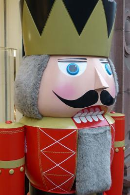 Nutcracker Soldier Holiday Journal