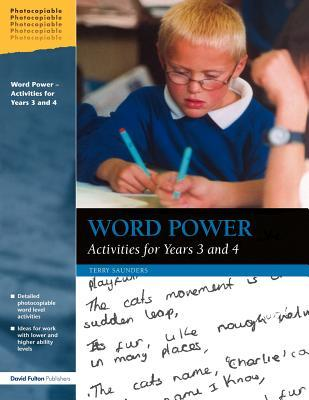WORD POWER 3 AND 4