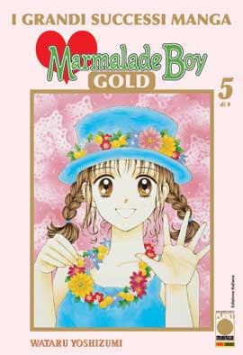 Marmalade Boy Gold Vol. 5