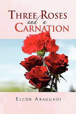 Three Roses and a Carnation