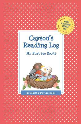 Cayson's Reading Log
