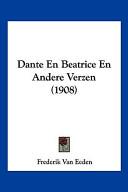 Dante En Beatrice En...