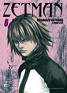 Zetman vol. 6