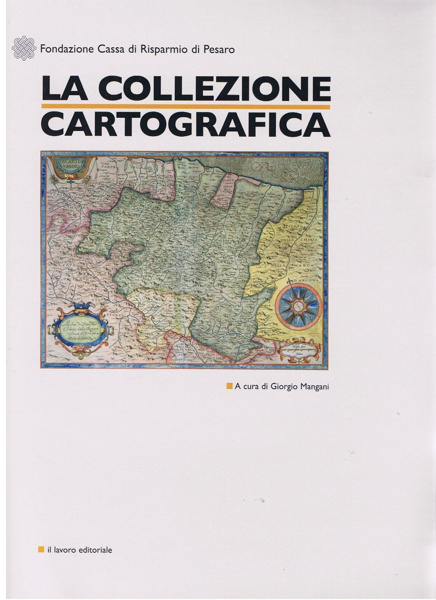 La collezione cartografica