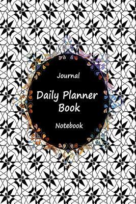 Journal Daily Planner Book Notebook
