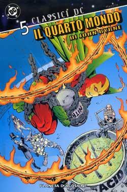 Classici DC - Il Quarto Mondo di John Byrne vol. 5