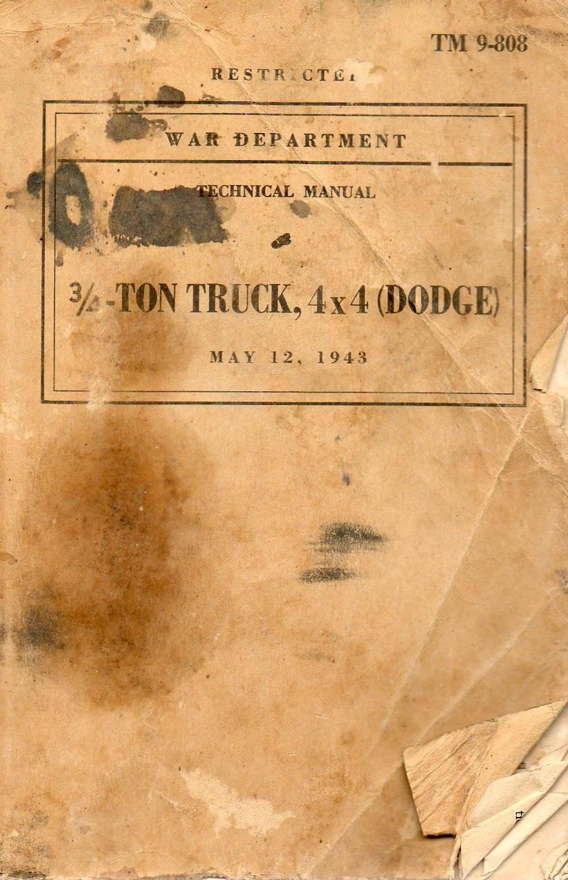 ton truck,4x4 (dodge)