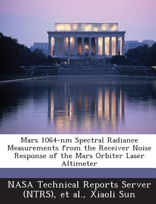 Mars 1064-NM Spectral Radiance Measurements from the Receiver Noise Response of the Mars Orbiter Laser Altimeter