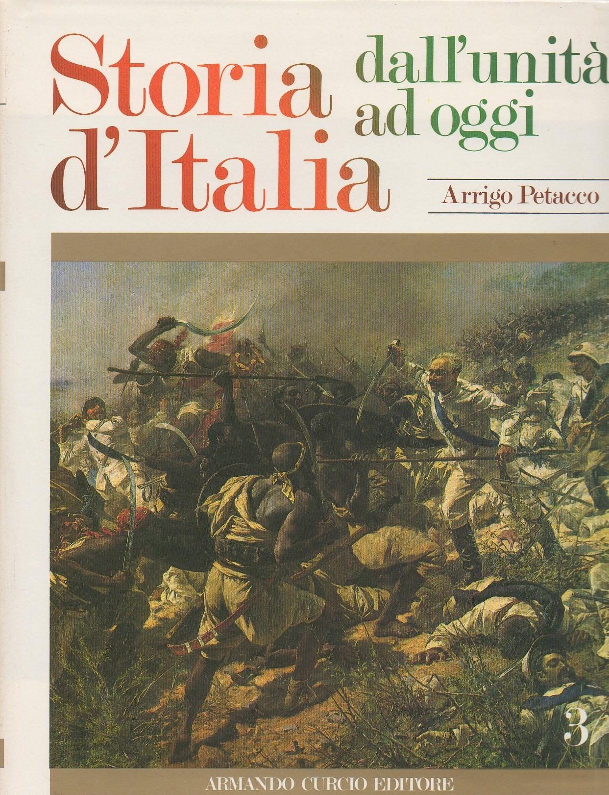 storia d'Italia vol. 3