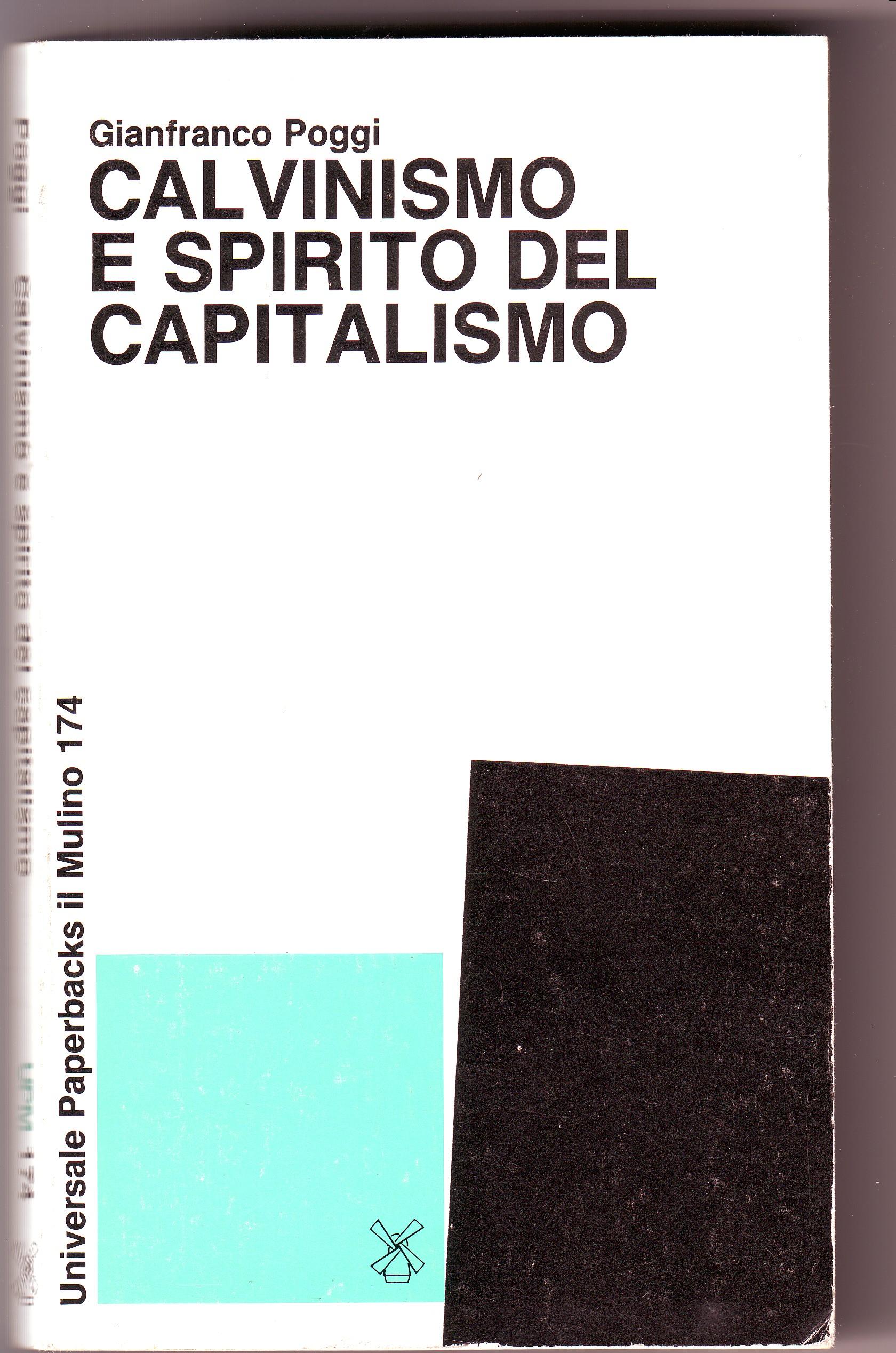 Calvinismo e spirito del capitalismo