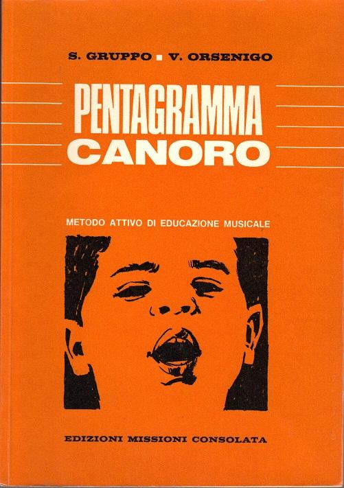 Pentagramma canoro