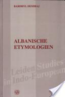 Albanische Etymologien