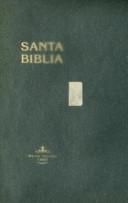 La Santa Biblia-RV 1960
