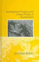 Development projects and critical theory of environment