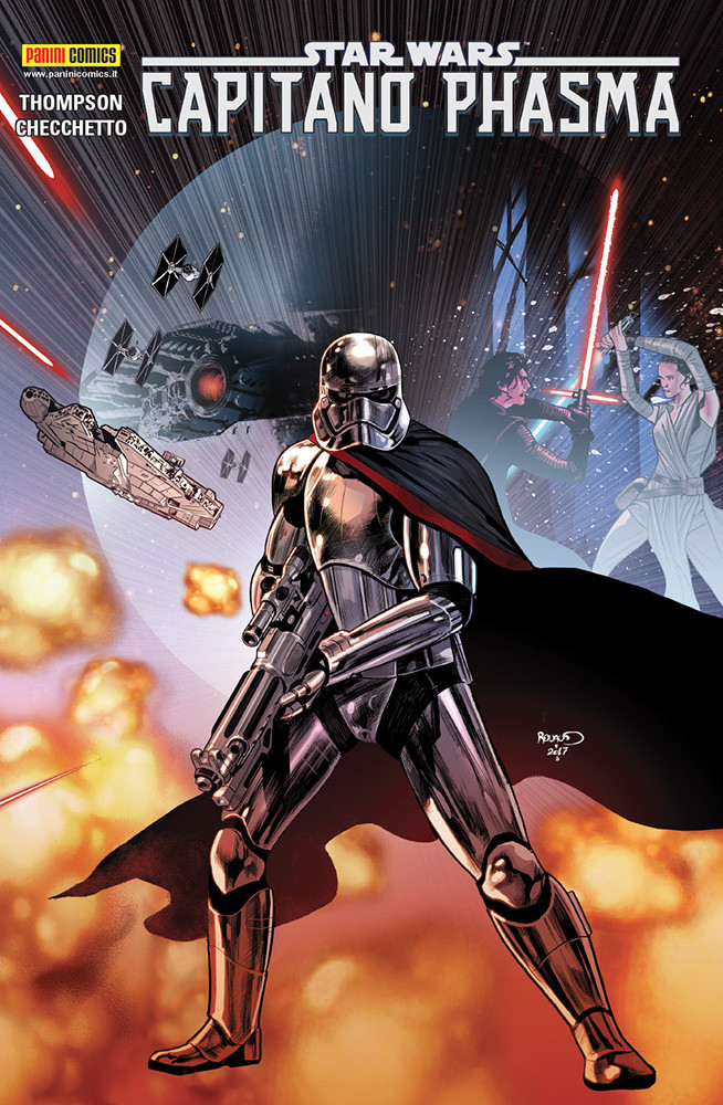 Star Wars: Capitano Phasma