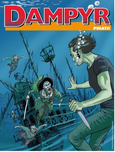 Dampyr n. 227