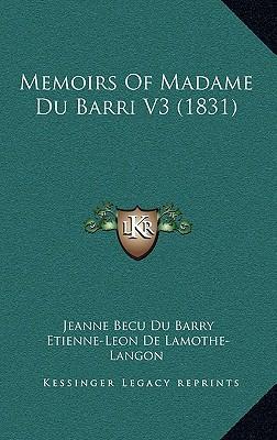 Memoirs of Madame Du...