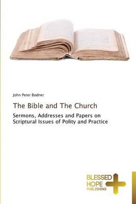 The Bible and The Church