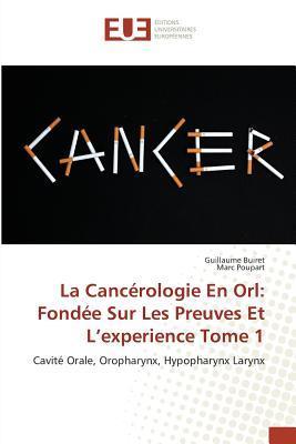 La Cancerologie en Orl