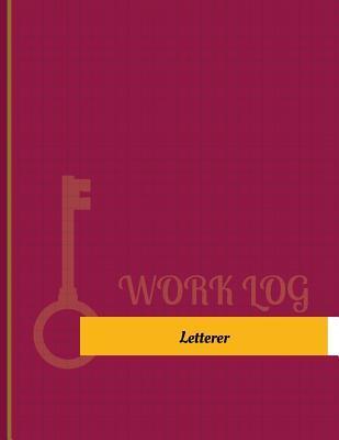 Letterer Work Log