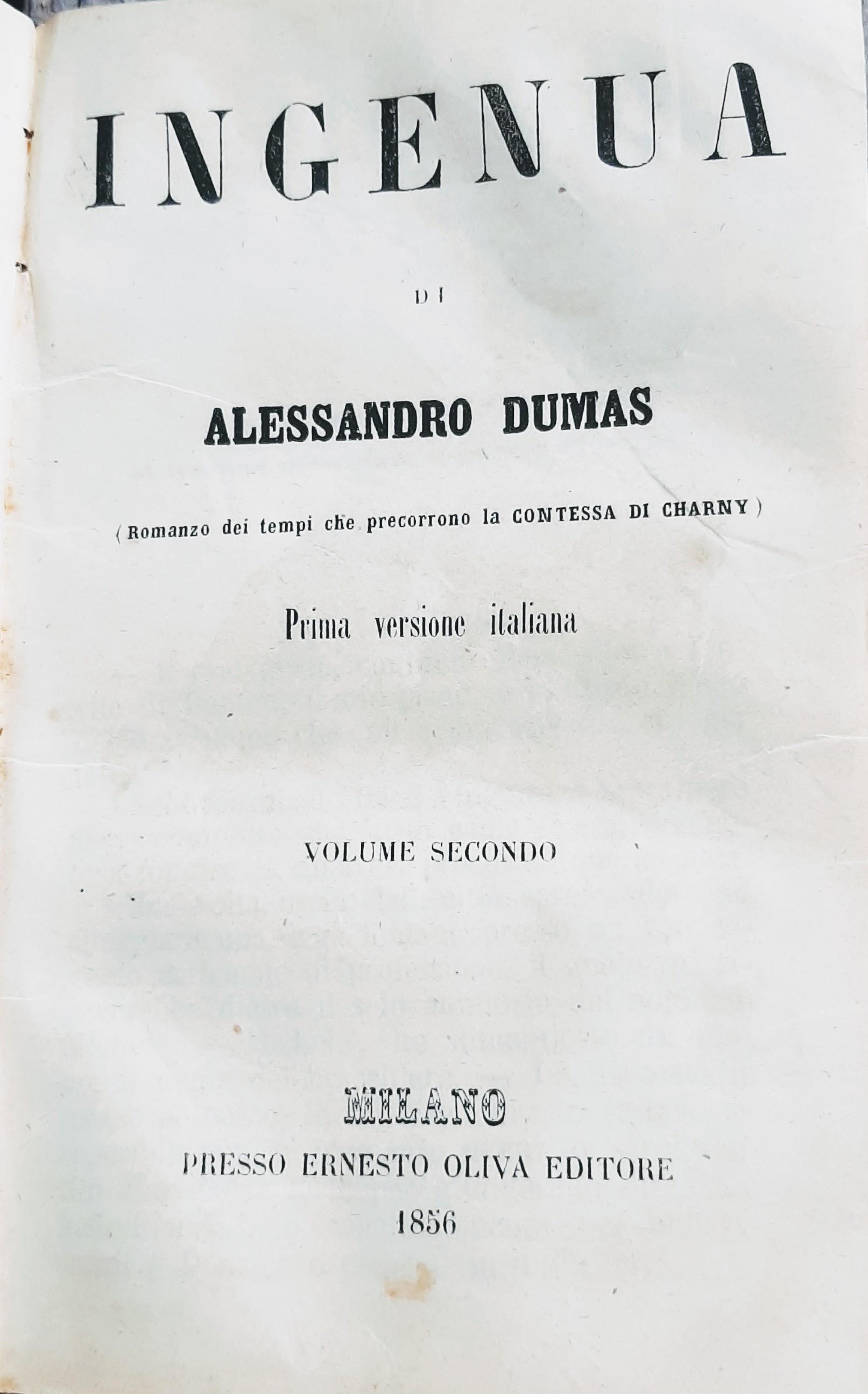 Ingenua - vol. 2