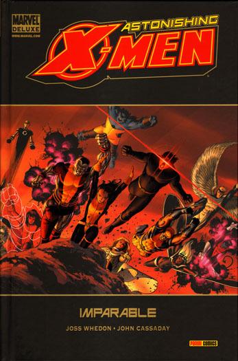 Marvel Deluxe: Astonishing X-Men #4