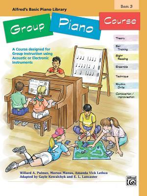 Alfred's Basic Piano Library Group Piano Course, Book 3