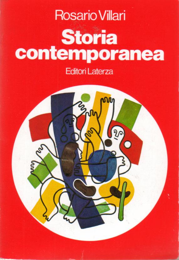 Storia contemporanea