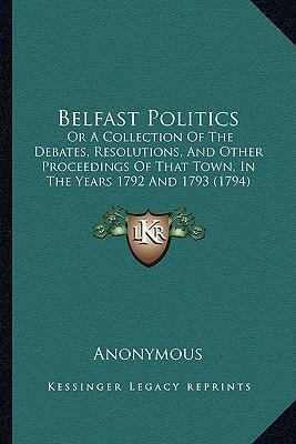 Belfast Politics