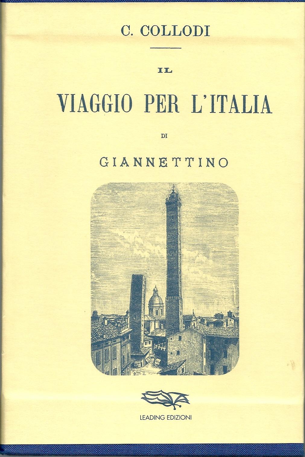 Il viaggio per l'Italia di Giannettino