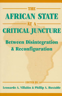 The African State at a Critical Juncture