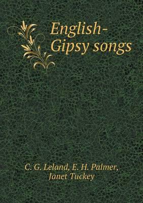 English-Gipsy Songs