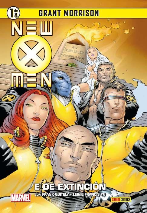 Coleccionable New X-Men #1 (de 8)