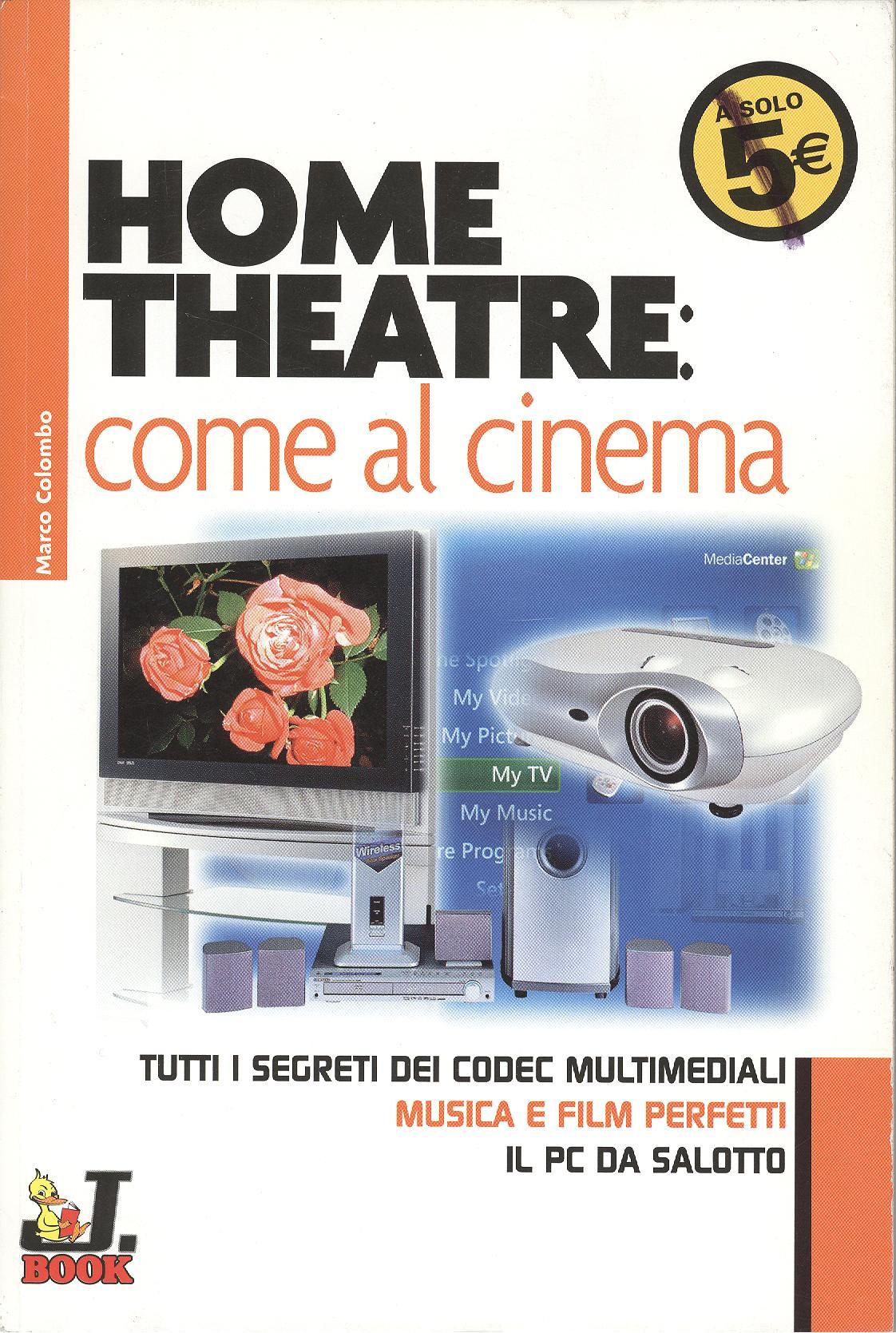 Home Theatre: come al cinema