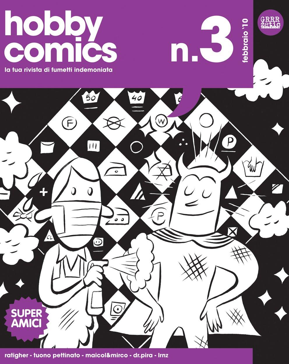 Hobby Comics vol. 3