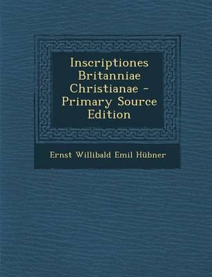 Inscriptiones Britanniae Christianae