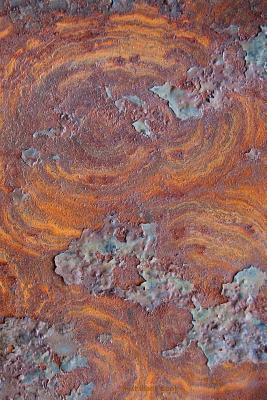 Rust Blank Book