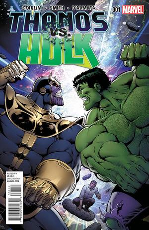 Thanos vs. Hulk Vol.1 #1