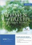 The NIV Women of Faith Study Bible