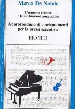 L' armonia classica e le sue funzioni compositive