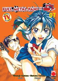 Full Metal Panic vol. 7