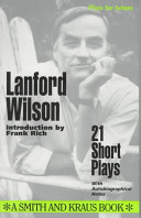 Lanford Wilson