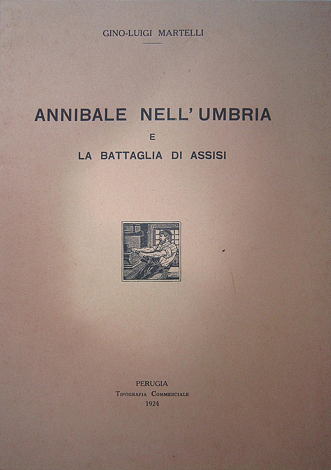 Annibale nell'Umbria e la battaglia di Assisi