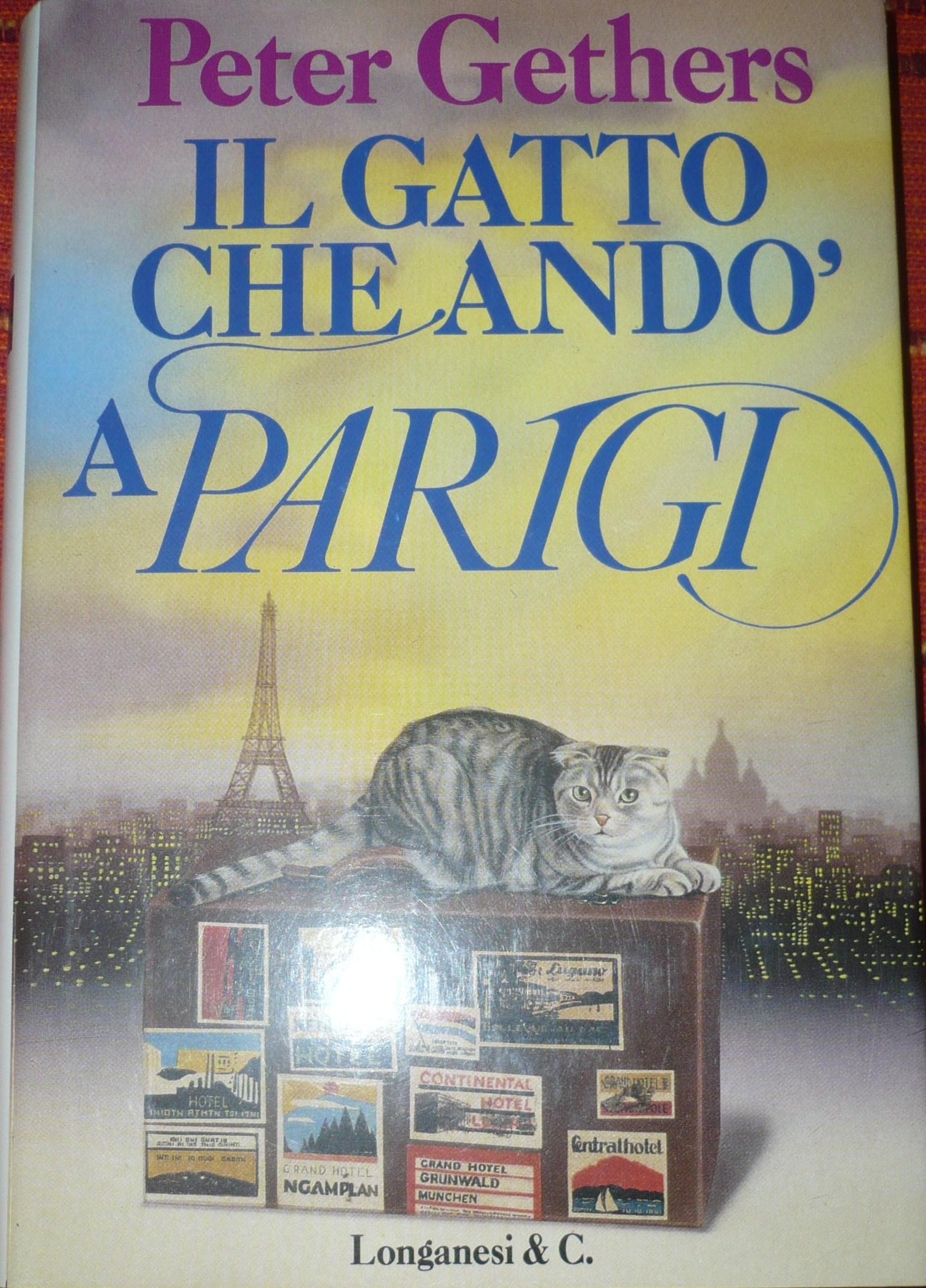 Il gatto che andò a Parigi