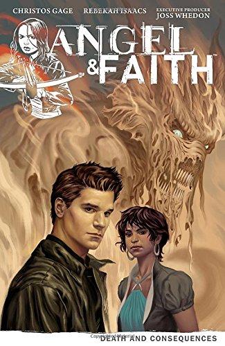 Angel & Faith: Death...