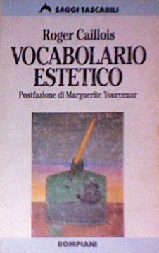Vocabolario estetico