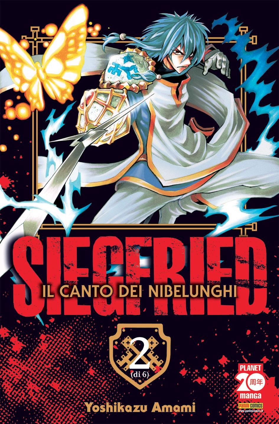 Siegfried - Il canto dei Nibelunghi vol. 2